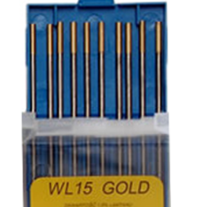 elektroda zlota 300x300 - ELEKTRODA WOLFRAMOWA WL15  FI 1,0X175  ZŁOTA