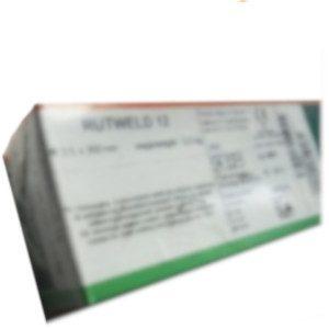 elektrodarutweld 12 25 300x300 - ELEKTRODY RUTYLOWE   RUTWELD 12  FI 2,5X350  /op-5 kg/