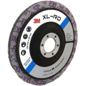 kolo rd 2sf 1 300x300 - KOŁO XL-RD 125X6X22  2S  FIN   3M
