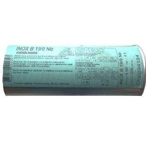 elektroda inox 199 nb 300x300 - ELEKTRODY INOX B 19/9 Nb  FI 4,0X350 /OP-4,5KG/