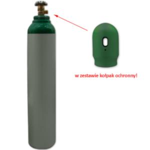 butla argon 300x300 - Butla z gazem technicznym Argon 150 bar/ 8 litrów