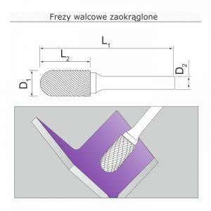frezy-walcowe-zaokrąglone-rysunek