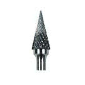 stożek 300x300 - Frez stożkowy (pilnik obrotowy) kształt M fi 10mm