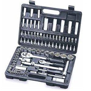 """zestaw kluczy 1.4 300x300 - Zestaw narzędzi HONITON, 1/4"""", 1/2"""", 94 elem."""