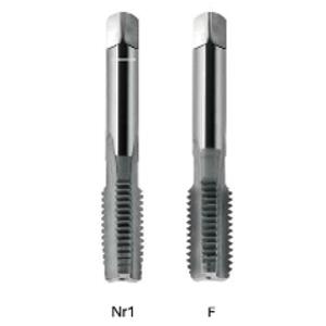 DIN 2181 2 300x300 - GWINTOWNIK RĘCZNY DROBNOZWOJNY  DIN-2181/2  M10X1,25   ISO2(6H) HSS KPL (FANAR)