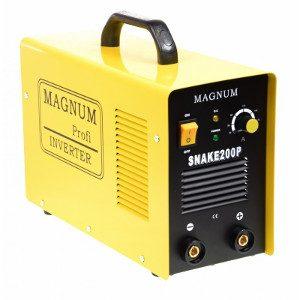 magnum snake 200p3 mma 300x300 - Spawarka inwerterowa MMA Magnum SNAKE 200P