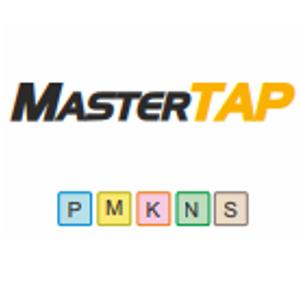 DIN 376 B MASTERTABOPIS - Gwintownik maszynowy DIN-371- B M8 -6HX   MasterTAP (HSSE-PM HL) FANAR