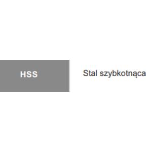 HSS OBRAZEK - GWINTOWNIK MASZYNOWY KRÓTKI DIN-352  M18   ISO2(6H)  HSS (FANAR)