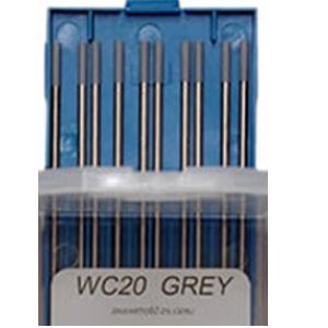 elektroda szara  300x300 - ELEKTRODA WOLFRAMOWA WC20   FI  1,6X175  SZARA