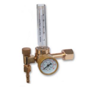 reduktor do mieszanki z 1 rotametrem 300x300 - Reduktor CO2/Argon z rotametrem RBR-CO2