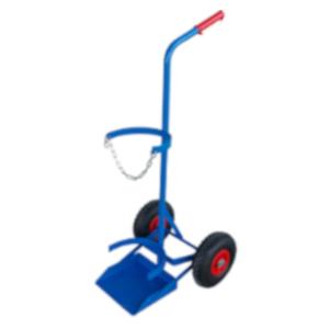 wozek1 300x300 - Wózek do butli gazowych jednobutlowy