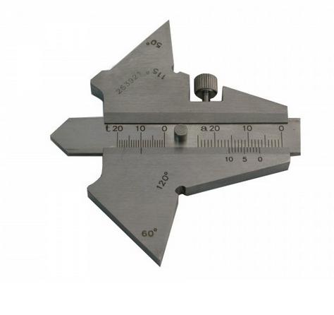 spoinomierz 1120 - SPOINOMIERZ ANALOGOWY MMSs 0-20 mm; 50°,60°,115°,120° KMITEX