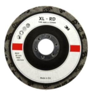 xl rd - KOŁO XL-RD 125X6X22  6A MED   3M